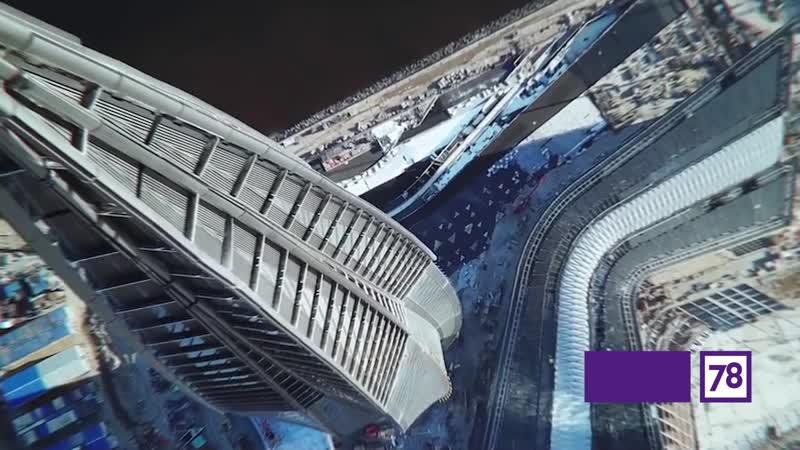 «Лахта Центр» попал в топ-10 лучших небоскрёбов мира