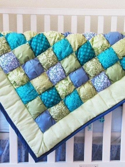 Декор детской кроватки своими руками