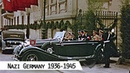 Six Years Before the Big Decline (1939 - Rare Footage of Munich and Berlin)