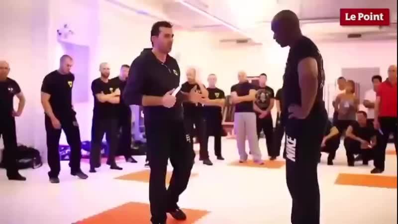 МАСТЕР БОЕВЫХ ИСКУССТВ Learn Self Defense with Fred Mastro