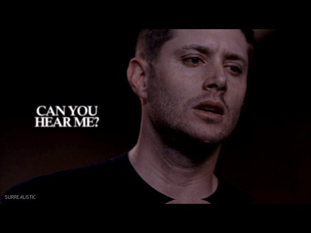 Dean Winchester || It's not enough.