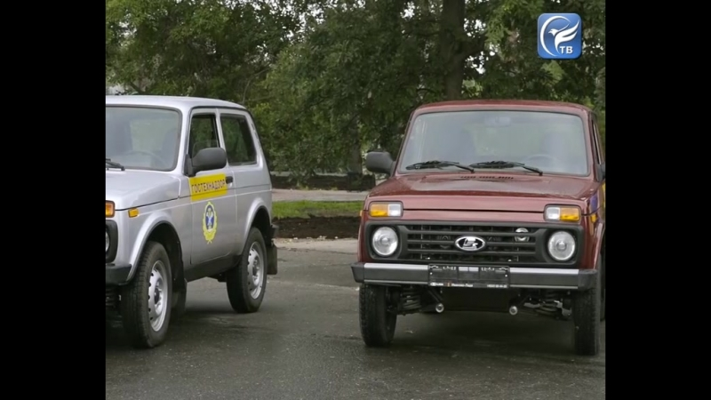 Автопарк Гостехнадзора пополнился тремя новыми автомобилями