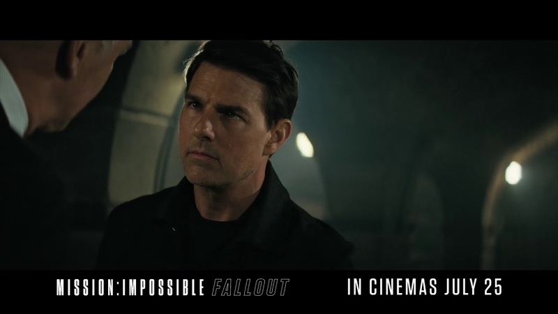Mission Impossible Fallout | No Hard Feelings | Paramount Pictures UK