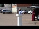 Выступление Главы Администрации Гафурийского района Рамиля Закариевича Бухарова