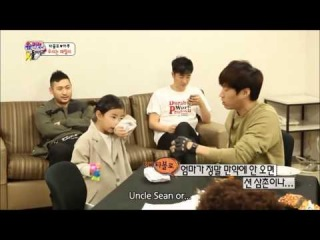 [SUBBED] [CUT] [PART2] Haru meets YG FAMILY on Superman Is Back Ep28