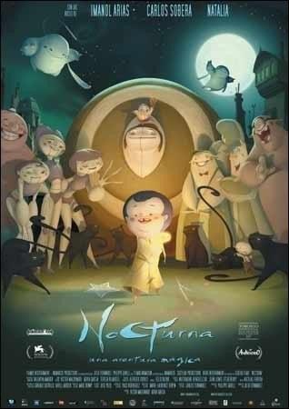 Ver Nocturna, una aventura mágica Online