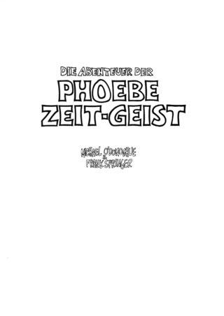 Phoebe Zeit-Geist