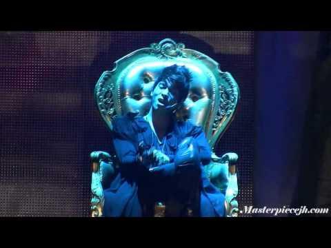 [full fancam] 101209 SHINee jonghyun - Lucifer rehersal @ 2010 Golden Disk Awards