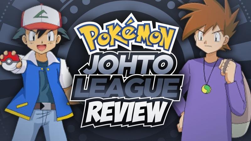 Pokémon Johto League | Review