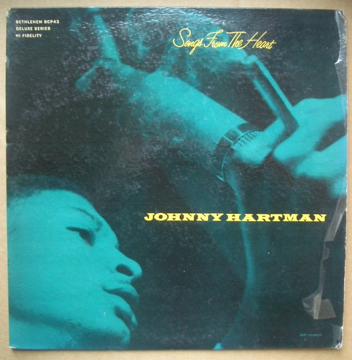 johnny hartman - songs from the heart