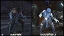 DC Universe MKVSDC Injustice SUB-ZERO Graphic Evolution 2008-2017 | XBOX360 PS4 |