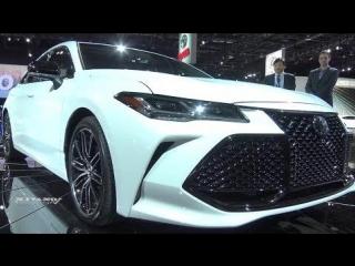 2019 Toyota Avalon TRG - Exterior And Interior Walkaround
