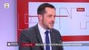 Macron « n'a pas l'intention de changer de cap », déclare Nicolas Bay
