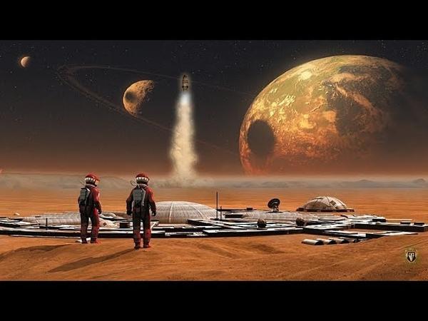 Марс.Новый дом Землян. Тайны мира. Документальные фильмы