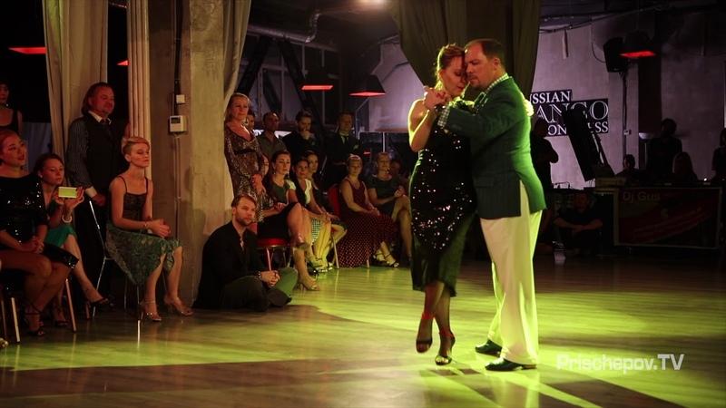 Milena Plebs Sebastian Missé, Russian Tango Congress 2018