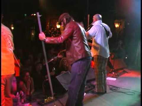 M.I.R.V. with Les Claypool - the .50 cal - LIVE!