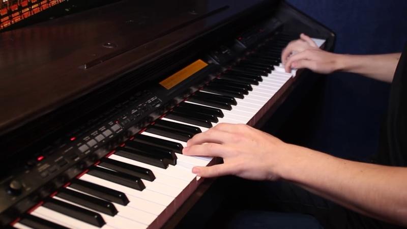 Микаэл Таривердиев - Снег над Ленинградом (piano cover by Nick Batalov)