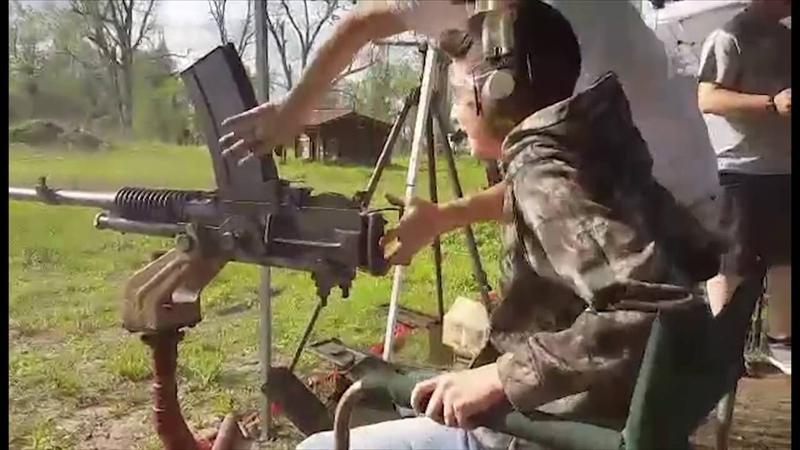 Texas NFA Gun Trust Makin Bacon Machine Gun Shoot Spring 2016