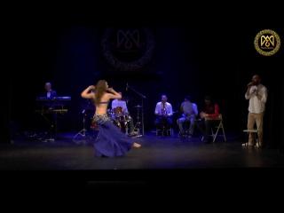 Елена Осетрова 1 место юниоры оркестр Dum Tak Orient S festival