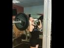 Армейский жим 70 кг