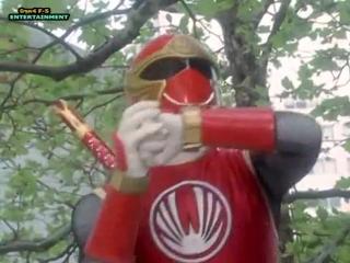 Ninpuu Sentai Hurricaneger DVD 3 พากย์ไทย