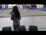 Влог из Саранска. Fifa Fan Fest. Россия-Испания.
