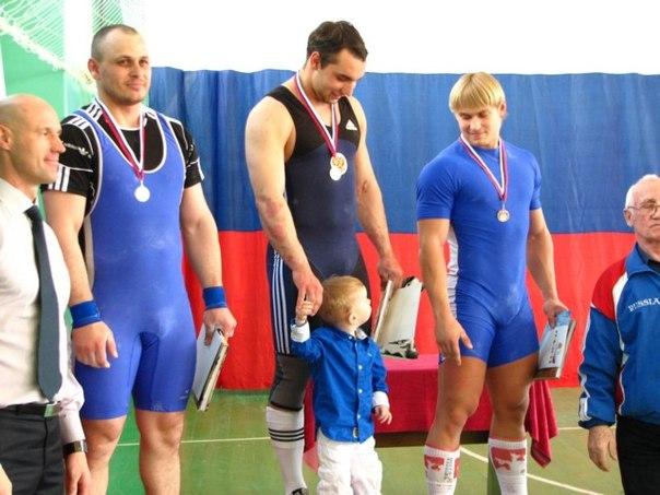 Турнир по тяжелой атлетике памяти Ю.П.Иванова 2012