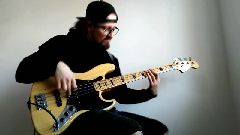 Jessie J Domino Bass Cover by Andrey Volskiy