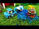 Развивающий мультик с игрушками про машинки! Игры для детей у Робокара Поли сол ...