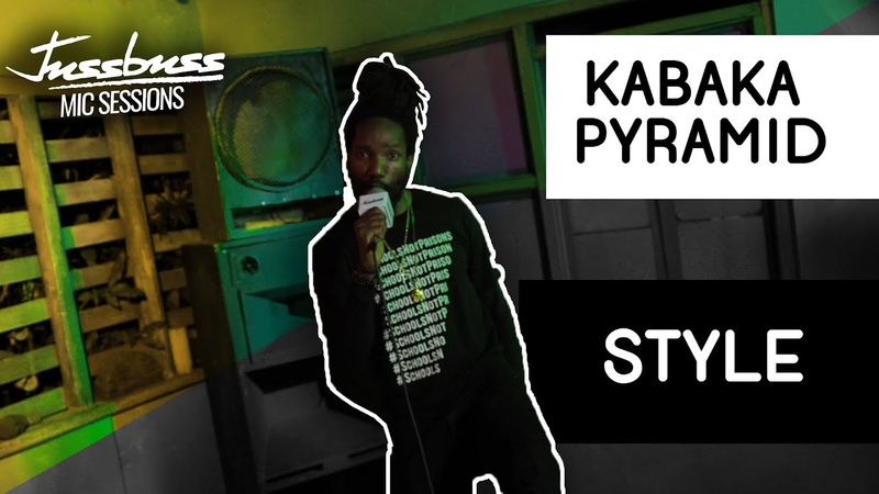 Kabaka Pyramid Style Jussbuss Mic Sessions Season 1 Episode 2