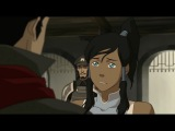 Avatar: The Legend of Korra 2 \ Аватар: Легенда о Корре (ТВ-2) - 11 серия русская озвучка OVERLORDS