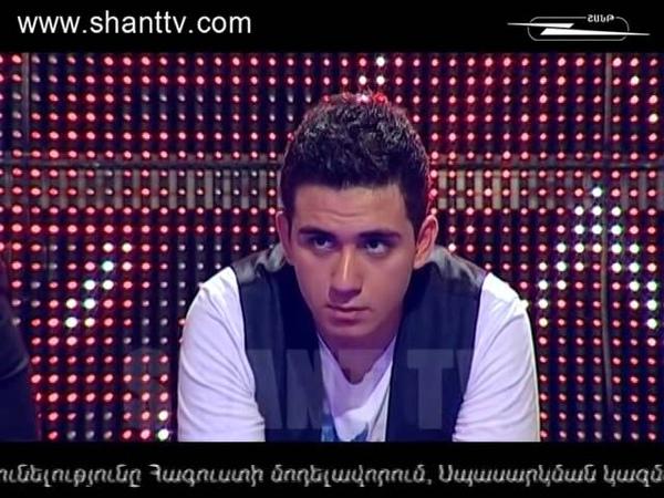 X Factor 3-Chors Ator-Tghaner-02.08.2014