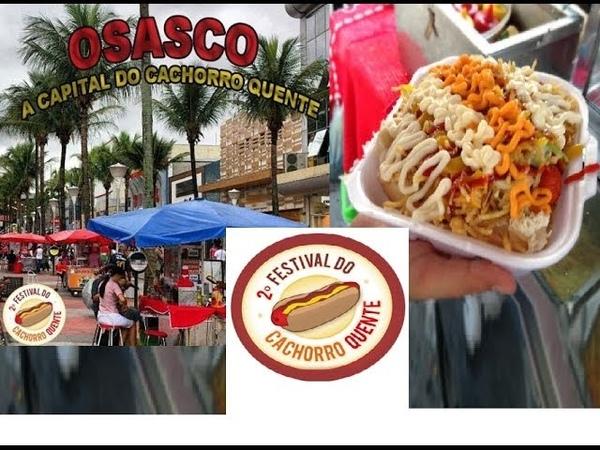 Osasco - 2º Festival do Cachorro Quente 2013 - Veja os preparativos na reportagem da RC TV