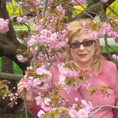Светлана Калафат, 5 марта 1947, Харьков, id195701712