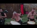 Зажигательный ритм волынок и барабанов