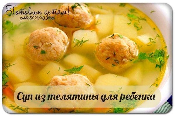 Супы из телятины рецепты 45