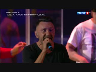 Группировка «Ленинград» на церемонии вручения премии «Виктория».