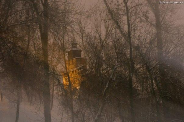 Часовая башня кремля