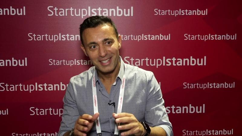 Mustafa Sandal Interview - Startup Istanbul 2018