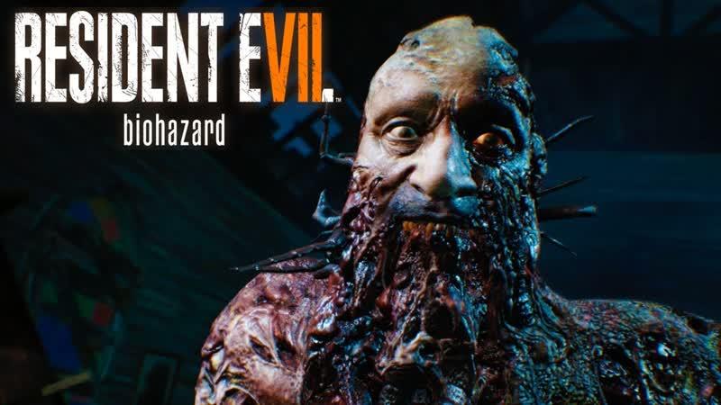 Resident evil 7 biohazard dlc ДОЧЕРИ