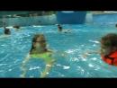 День рождение Сони в Москве в аквапарке 04 июня 2016г