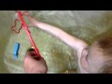 Эйвон для детей рыбалка игрушка для ванной