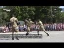 Дети из прифронтовых районов ДНР приняли участие в развлекательном мероприятии Знай наших