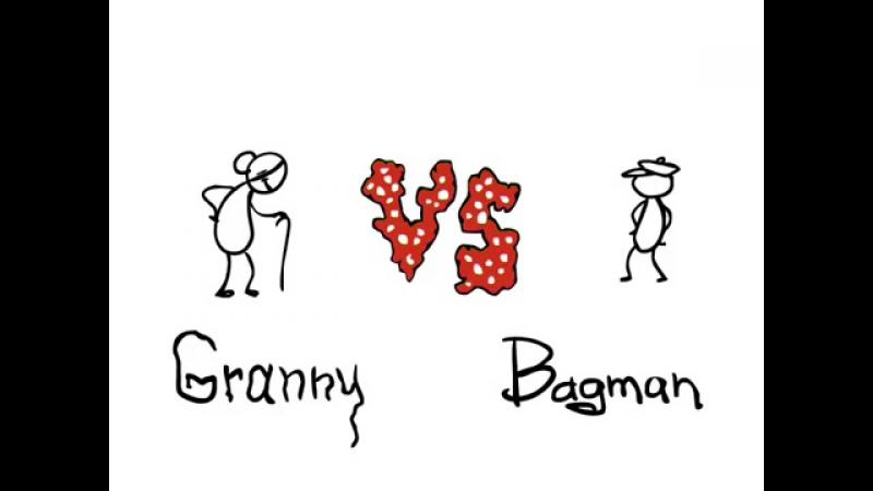 Project Versus Granny vs Bagman Versus