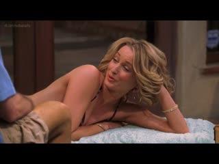 Кэтрин ланаса (katherine lanasa) - два с половиной человека (two and a half men, 2006) сезон 4 серия 10 s04e10 голая? секси!