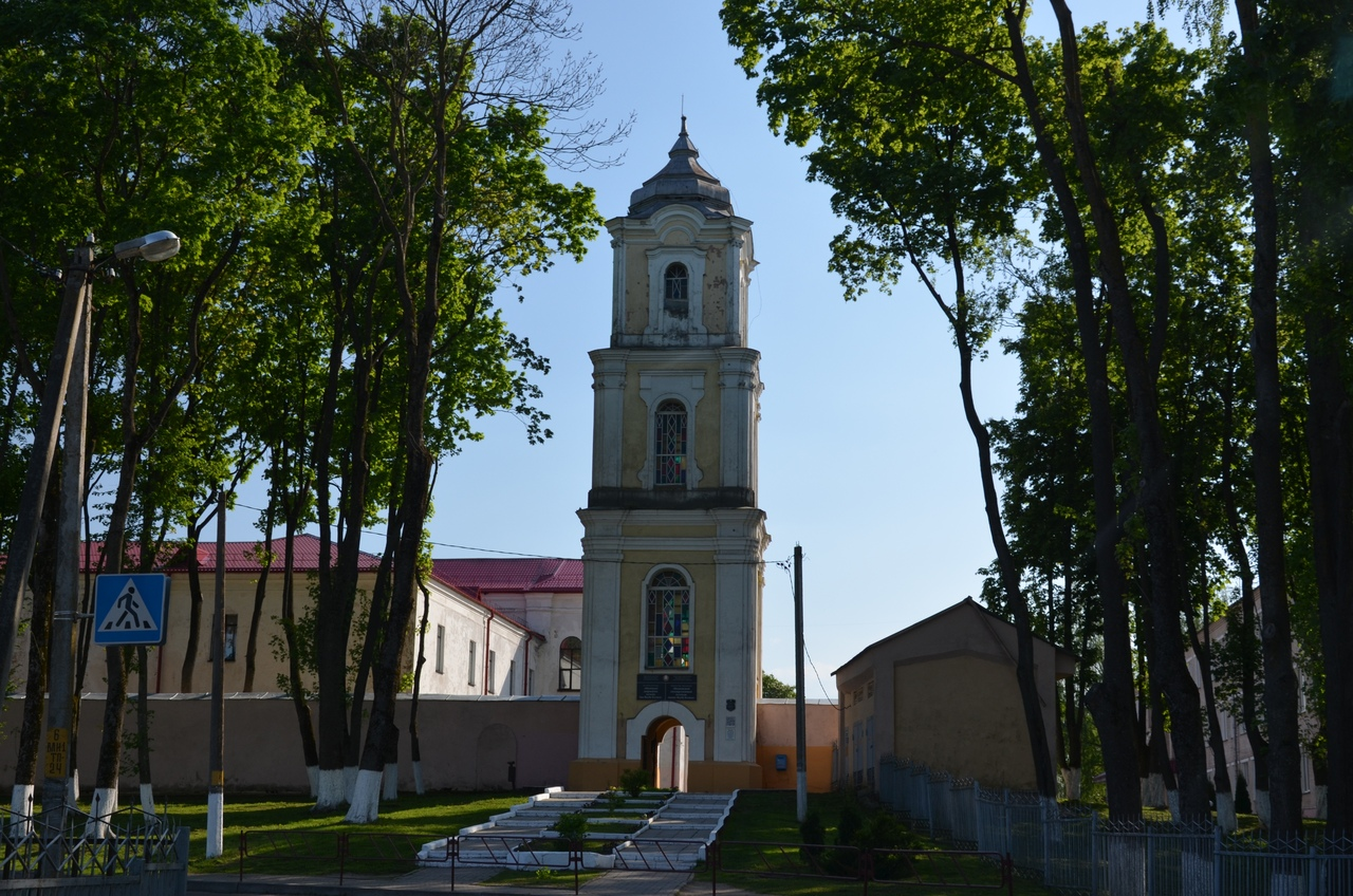 izwht7MN_5c Несвиж. Замок в Беларуси.