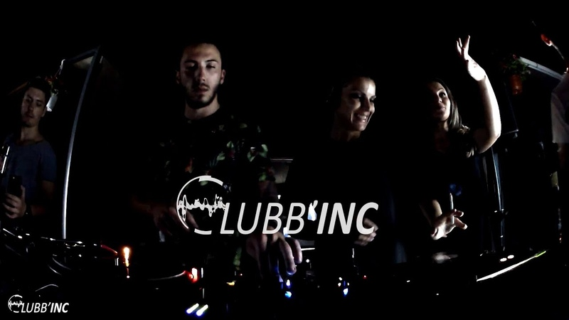 Cristina Dan Tudor Deep Tech Minimal Mix Riverside Clubb Inc Dj Set