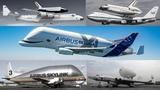 От Pregnant Guppy до Beluga XL. Самолеты с большими багажниками