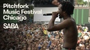 Saba Pitchfork Music Festival 2018 Full Set