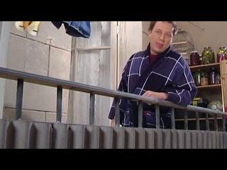 Разговор с балкона в 7 утра (сериал Воронины)